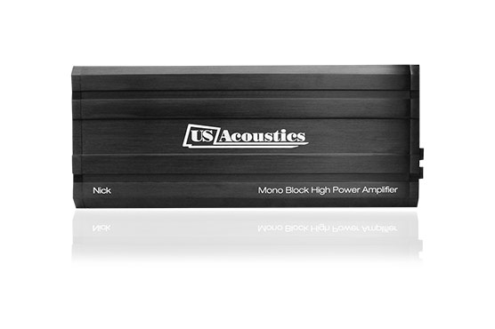 nick amplifier by US acoustics
